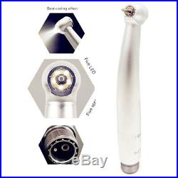 W&H Synea TK-98L Ring LED E Generator Dental High Speed Handpiece 2hole