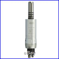 W&H Type Dental LED High Low Speed Inner Water Contra Angle Air Motor Handpiece