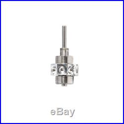 W&H Type E Dental 5 LED High Speed Handpiece Synea TK-98L Ring 2Hole B2 Coupler
