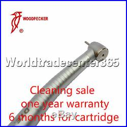 Woodpecker DTE HL11 dental high speed handpiece Turbine Broden 2h or Midwest 4H
